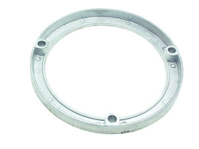 Spacer ring aluminum 19 mm for motor assembly